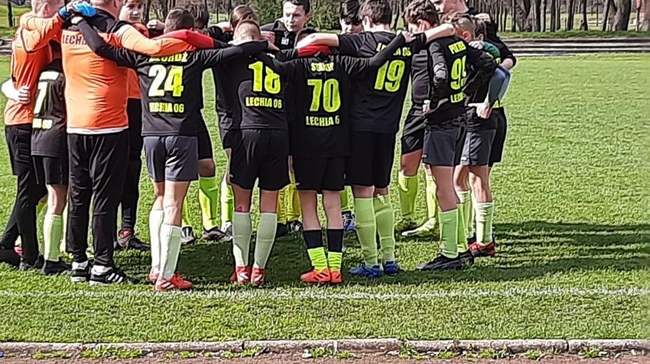Cenne punkty dla drużyny KS Lechia 06 Mysłowice