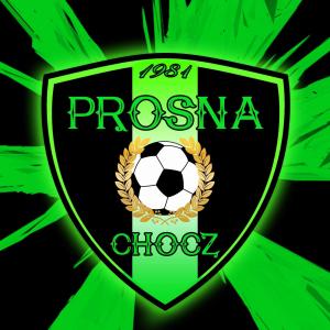 Herb klubu PROSNA Chocz-Kwileń