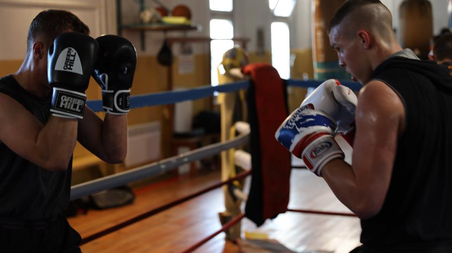 Powrót do treningów sekcji Boks i Kickboxing