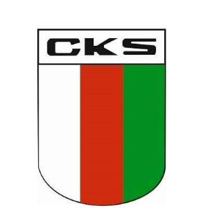 Herb klubu CKS Zbiersk