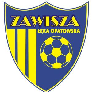 Herb klubu Zawisza Łęka Opatowska