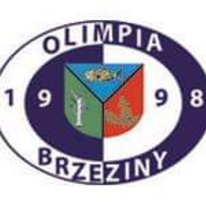 Herb klubu Olimpia Brzeziny