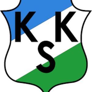 Herb klubu KKS II 1925 Kalisz