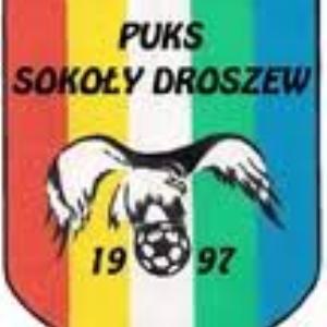 Herb klubu SOKOŁY Droszew