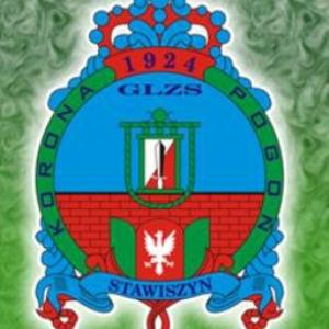 Herb klubu KORONA-POGOŃ Stawiszyn
