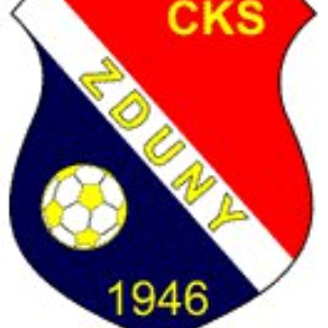 Herb klubu CKS Zduny