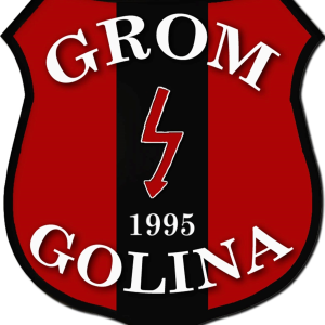 Herb klubu GROM Golina
