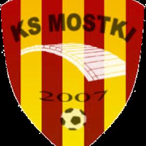 Herb klubu KS MOSTKI