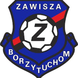 Herb klubu Zawisza Borzytuchom