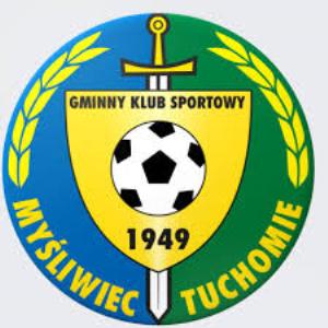 Herb klubu Myśliwiec Tuchomie