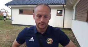 Wywiad z trenerem-Krzysztof Bryndal.