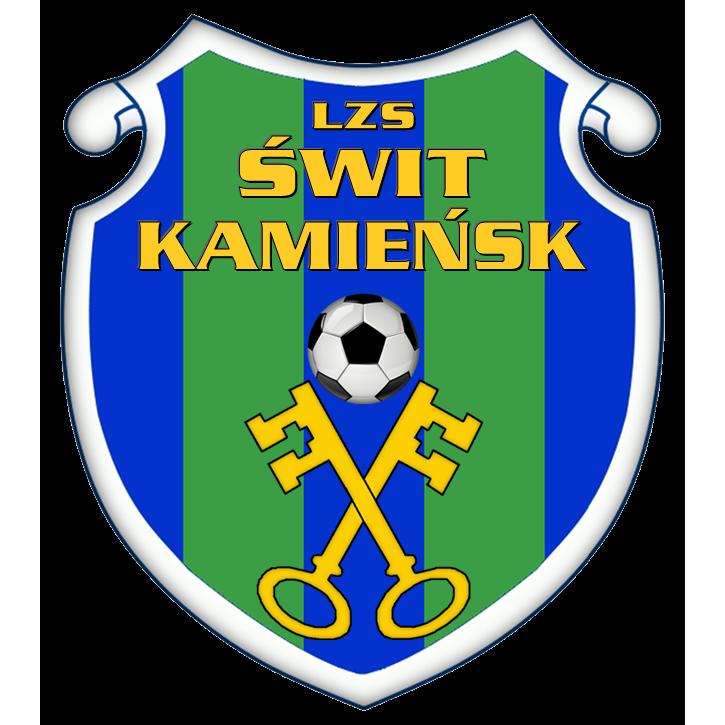 Herb klubu Świt Kamieńsk