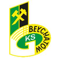 Herb klubu GKS II Bełchatów