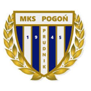 Herb klubu MKS Pogoń Prudnik