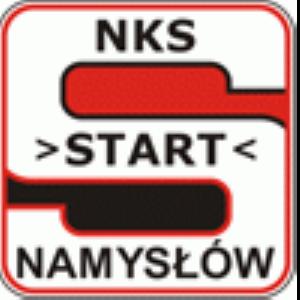 Herb klubu NKS START NAMYSŁÓW