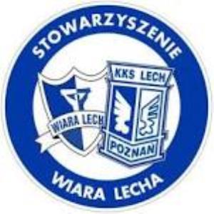 Herb klubu WIARA LECHA Poznań