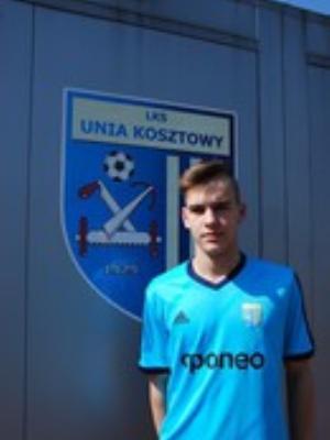 Zdjęcie członka Kamil Kot w klubie Unia Kosztowy