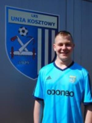 Zdjęcie członka Grzegorz Haśnik w klubie Unia Kosztowy