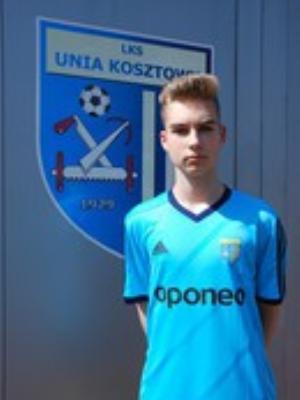 Zdjęcie członka Konrad Majewski w klubie Unia Kosztowy