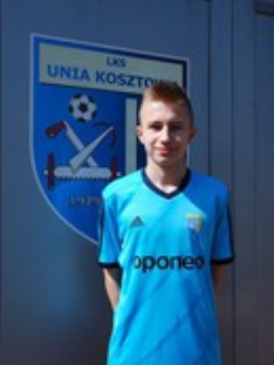 Zdjęcie członka Mateusz Trzop w klubie Unia Kosztowy
