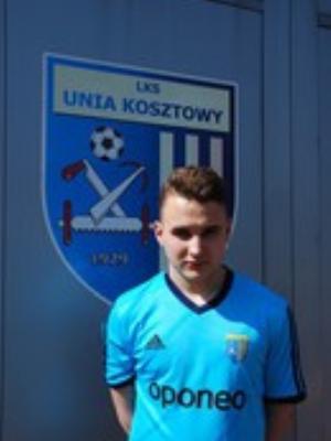 Zdjęcie członka Tomasz Wybraniec w klubie Unia Kosztowy