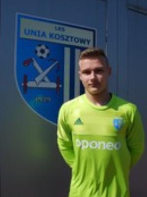 Zdjęcie członka Sebastian  Morawski w klubie Unia Kosztowy