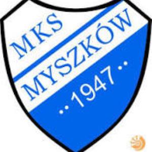 Herb klubu MKS Myszków