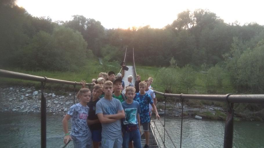 Trampkarze na obozie