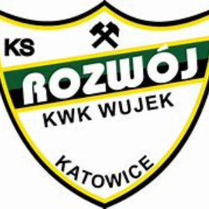 Herb klubu KS Rozwój Katowice