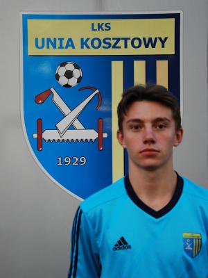 Zdjęcie członka Sebastian Haładus w klubie Unia Kosztowy