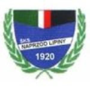Herb klubu ŚKS Naprzód Lipiny Świętochłowice