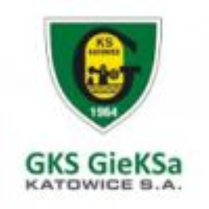 Herb klubu GKS Gieksa 3Katowice