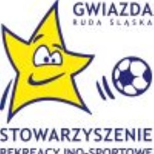 Herb klubu SRS Gwiazda 2 Ruda Śląska