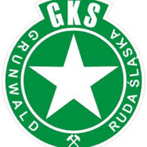Herb klubu GKS GRUNWALD RUDA ŚLĄSKA