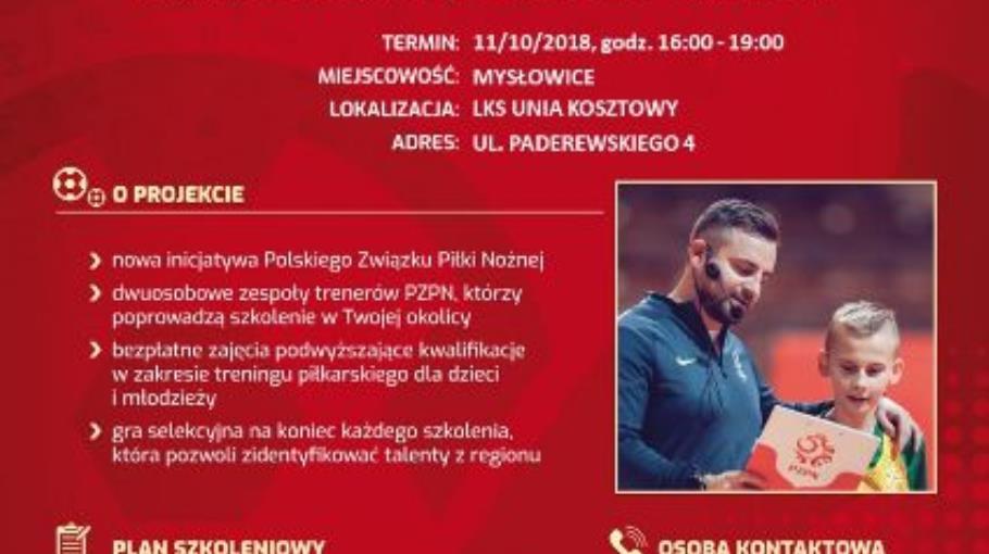 Akademia Młodych Orłów w Kosztowach