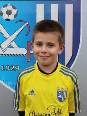 Zdjęcie członka Bartosz Kubeczko w klubie Unia Kosztowy