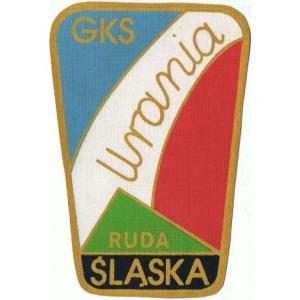 Herb klubu GKS URANIA 1 RUDA ŚLĄSKA