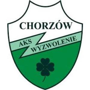 Herb klubu AKS Wyzwolenie Chorzów