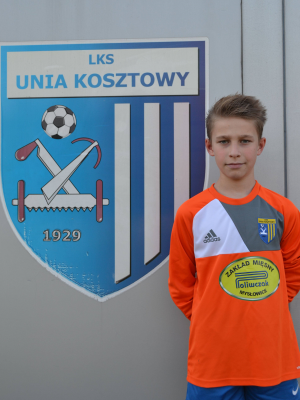 Zdjęcie członka Bartosz Gurzkowski w klubie Unia Kosztowy