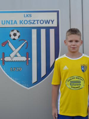 Zdjęcie członka Wojciech Gemborys w klubie Unia Kosztowy