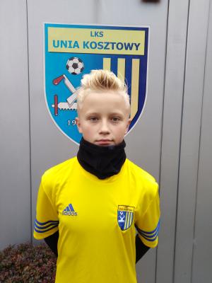 Zdjęcie członka Iwo Wrożyna w klubie Unia Kosztowy