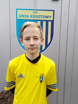 Zdjęcie członka Patryk Kolny w klubie Unia Kosztowy