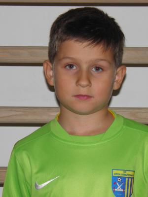 Zdjęcie członka Oskar  Cygan w klubie Unia Kosztowy