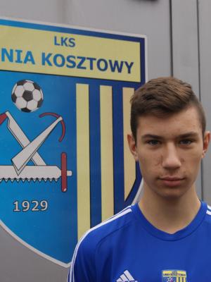Zdjęcie członka Paweł Pukocz w klubie Unia Kosztowy