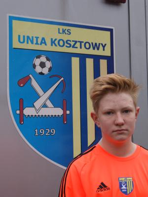 Zdjęcie członka Franciszek  Oberc w klubie Unia Kosztowy