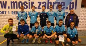 """III miejsce na turnieju halowym """"Stalok 2018"""""""