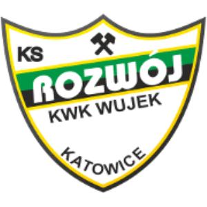 Herb klubu KS ROZWÓJ II KATOWICE