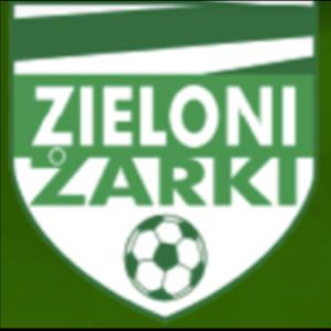Herb klubu LKS Zieloni Żarki