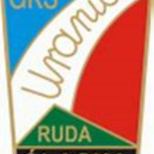 Herb klubu GKS Urania Ruda Śląska