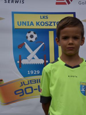 Zdjęcie członka Tomasz Deinek w klubie Unia Kosztowy